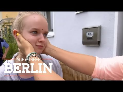 Familiendrama: Wo ist die adoptierte Tochter?  Teil 22  Auf Streife  Berlin  SAT1 TV
