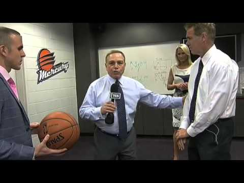 How To Defend A Pick And Roll With Nets' Broadcaster Mike Fratello