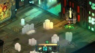 Transistor PC Gameplay | 1080p