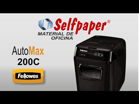 Fellowes AutoMax 200C Distruggidocumenti