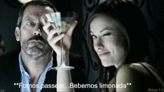♫♥♫ John Travolta e Olivia Newton John ♫♥♫Summer Nights.♫♥♫(Tradução)
