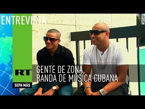 Entrevista con Gente De Zona, banda de música cubana