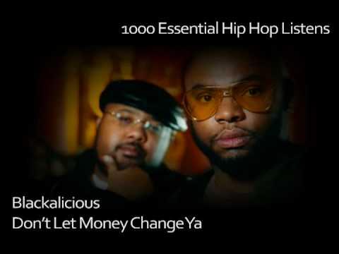 Blackalicious - Deception (Don't Let Money Change Ya) - #631 - 1000 Essential Hip Hop Listens