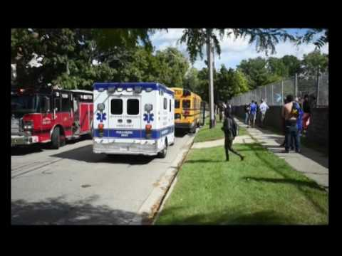Shooting at T.A. Wilson Academy