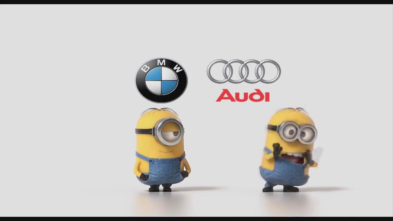 Bmw Vs Audi Youtube