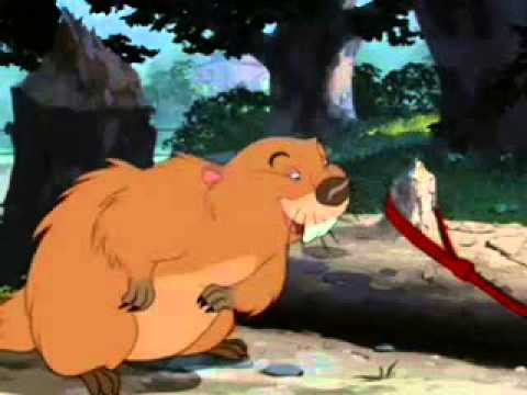 Lady and the Tramp Beaver Speed Up/Slowed Down