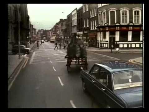 The Fruit Market Dublin 1983