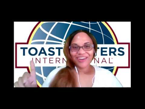 SPEECHATHON Replay Aug. 24, 2019 - Online Presenters Toastmasters