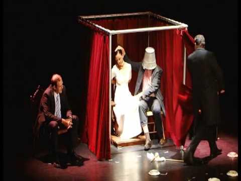 Spirit Cabinet Act - Geisterkabinett by Sven F. Heubes - YouTube