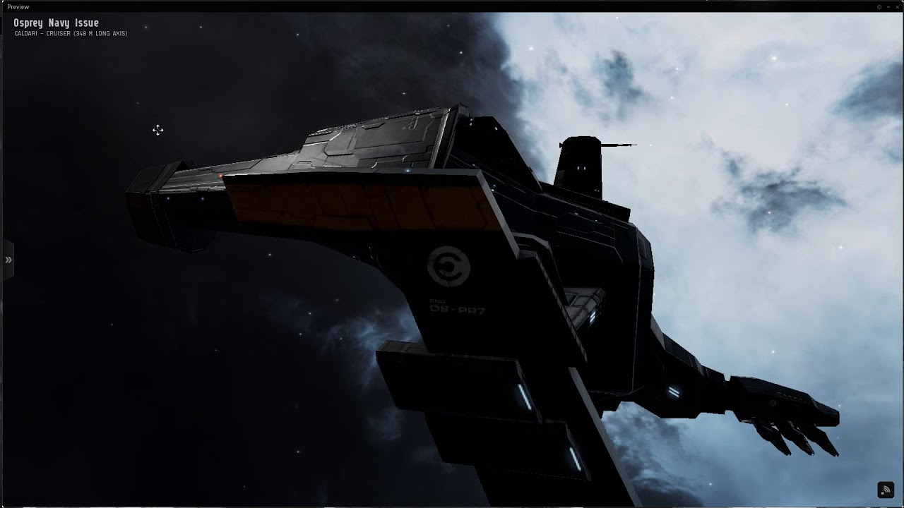 Osprey Navy Issue Exoplanets Hunter Skin With Price Eve Online Youtube