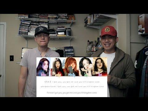 Red Velvet - Kingdom Come Reaction