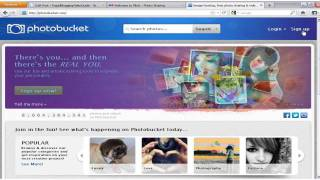 How To Add Images To Your Blog From Flickr And Photobucket?