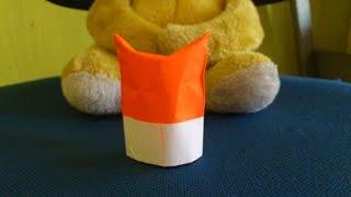 Cara Membuat Origami Topi Koki | Origami Topi