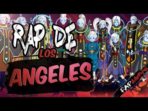 RAP DE LOS ANGELES (DRAGON BALL SUPER) ESPAÑOL - Shurez y Margot