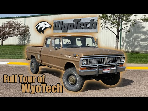 WyoTech Full Tour! Checking out WyoTech Laramie Campus.