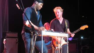 Kenny Wayne Shepherd & Robert Randolph Jam - Royal Oak, MI 6/25/14