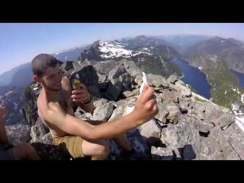 Backpacking And Fishing Alpine Lakes Wilderness Early July 2018 (Washington)