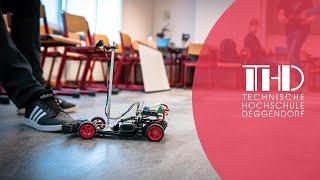 Angewandte Informatik/Infotronik - Freescale Cup - 2015 | THD