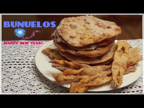 New Year's Treat: Bunuelos Cinnamon Sugar Crisps