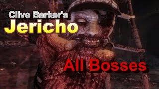 Jericho All Bosses Xbox 360