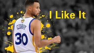 "Stephen Curry Mix - ""I Like It"" Ft. Cardi B, Bad Bunny & J Balvin Video"
