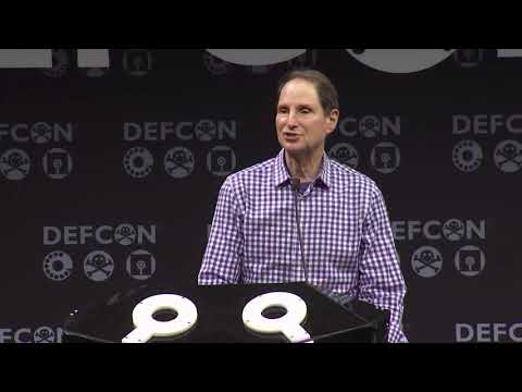 Senator Ron Wyden - Can You Track Me Now - DEF CON 27 Conference