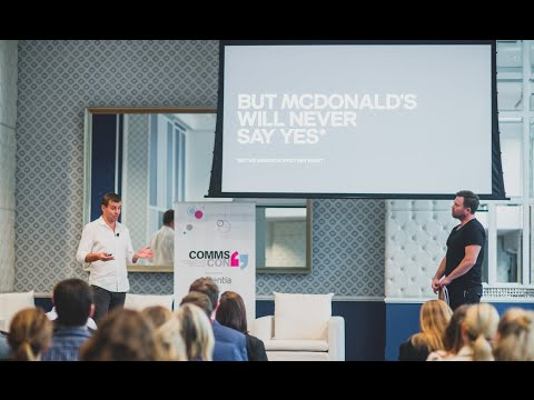 CommsCon 2016: McWhopper: How Burger King pulled off the PR hijack of the Year