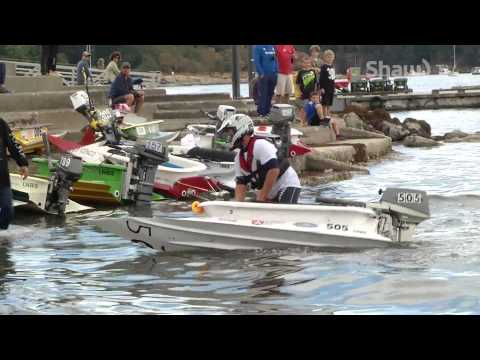2015 Nanaimo World Championship Bathtub Race - Shaw TV Nanaimo