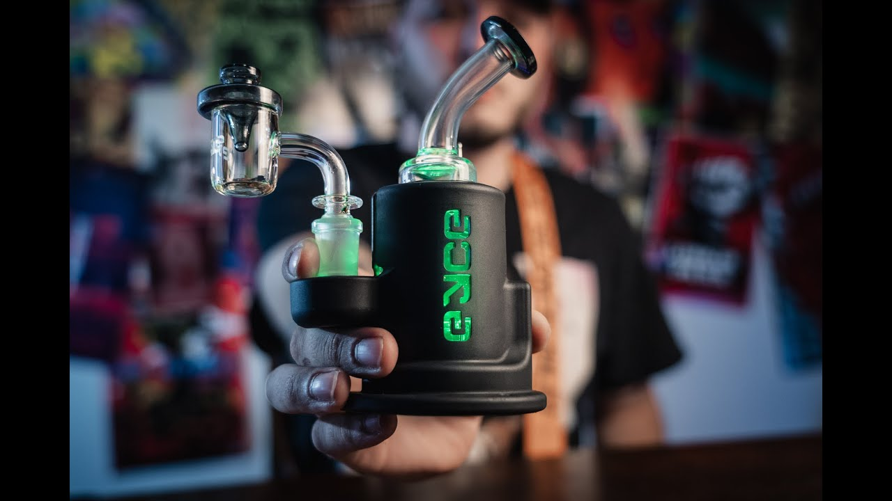Eyce Spark Proteck Glass Rig - Concentrate Rig For Sale - Eyce Molds