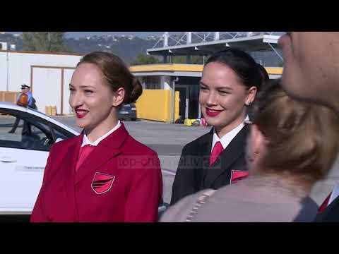 Në avionin ku flitet shqip  - Top Channel Albania - News - Lajme