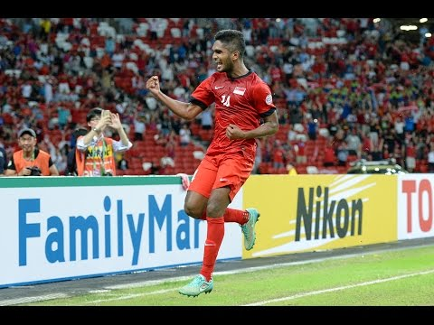 Myanmar vs Singapore: AFF Suzuki Cup 2014 Highlights