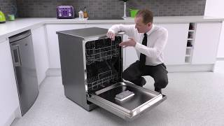 Hoover HDP1D039X Dishwasher review