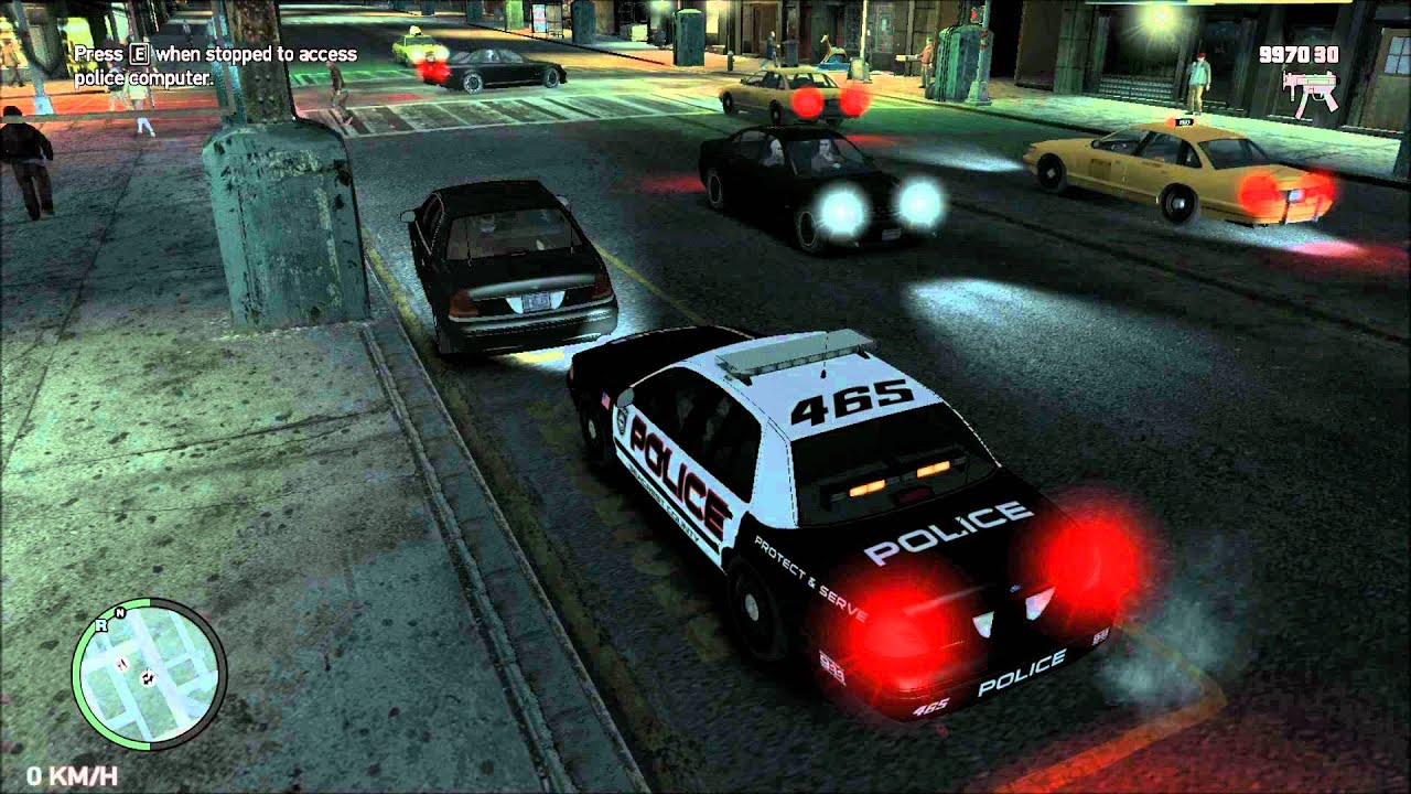 Crown Hd Wallpaper Gta Iv Ford Crown Victoria Police Interceptor Youtube