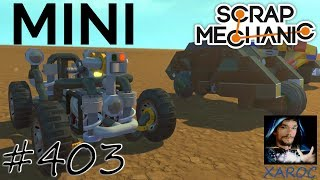 "Video Scrap Mechanic ""FanCreationen: Miniatur Fahrzeuge"" #403 🐶 deutsch / german download MP3, 3GP, MP4, WEBM, AVI, FLV Desember 2017"
