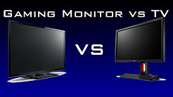 Why Monitors Are Better Than TV's for Gaming