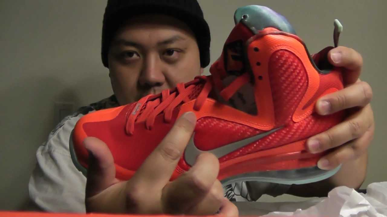 low priced 6071b f5f17 Nike LeBron IX Lebron 9 AS (ALL STAR)