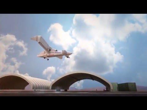 Aurora's LightningStrike VTOL X-Plane