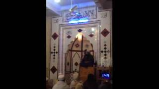 jumah in masjid al-jamia  al-madina(pakistan)part4