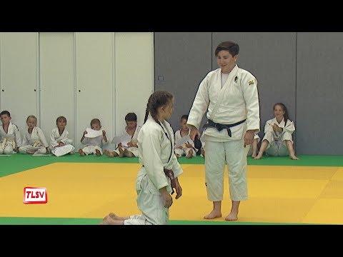 Luçon : une nouvelle ceinture noire à l'Esprit Judo
