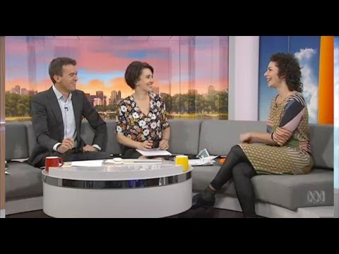 ABC News Breakfast - Chatting Food Styling
