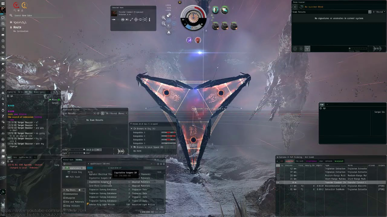 Eve Abyssal Frigate Fits