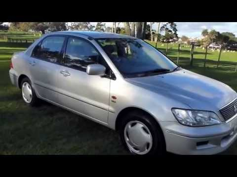 Mitsubishi Lancer Cedia 2001 - YouTube