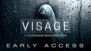 VISAGE // Inspired by P.T. // Early Access Scary Atmospheric Game // Live Stream Gameplay