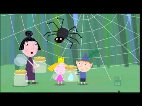 Thumbnail: Ben and Holly's Little Kingdom S01E10 King Thistle is not Well
