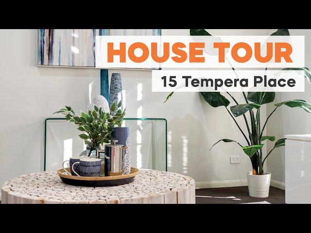15 Tempera Place, Yarrabilba   House Tour   Chris Gilmour & Jay Aston