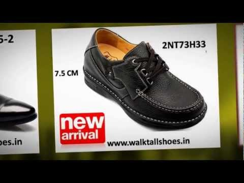NEW ARRIVALS OF HEIGHT INCREASING ELEVATOR SHOES THIS NOVEMBER FROM CELBY 720p