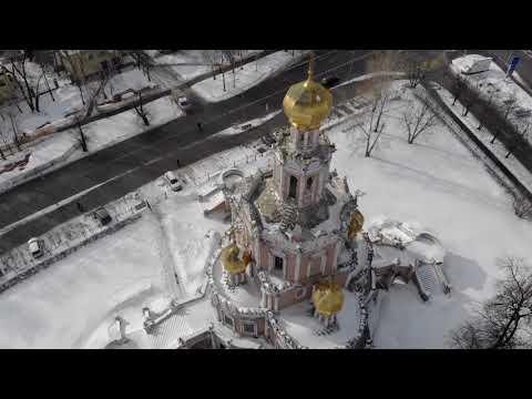 Храм Покрова Пресвятой Богородицы в Филях (Москва) 4К
