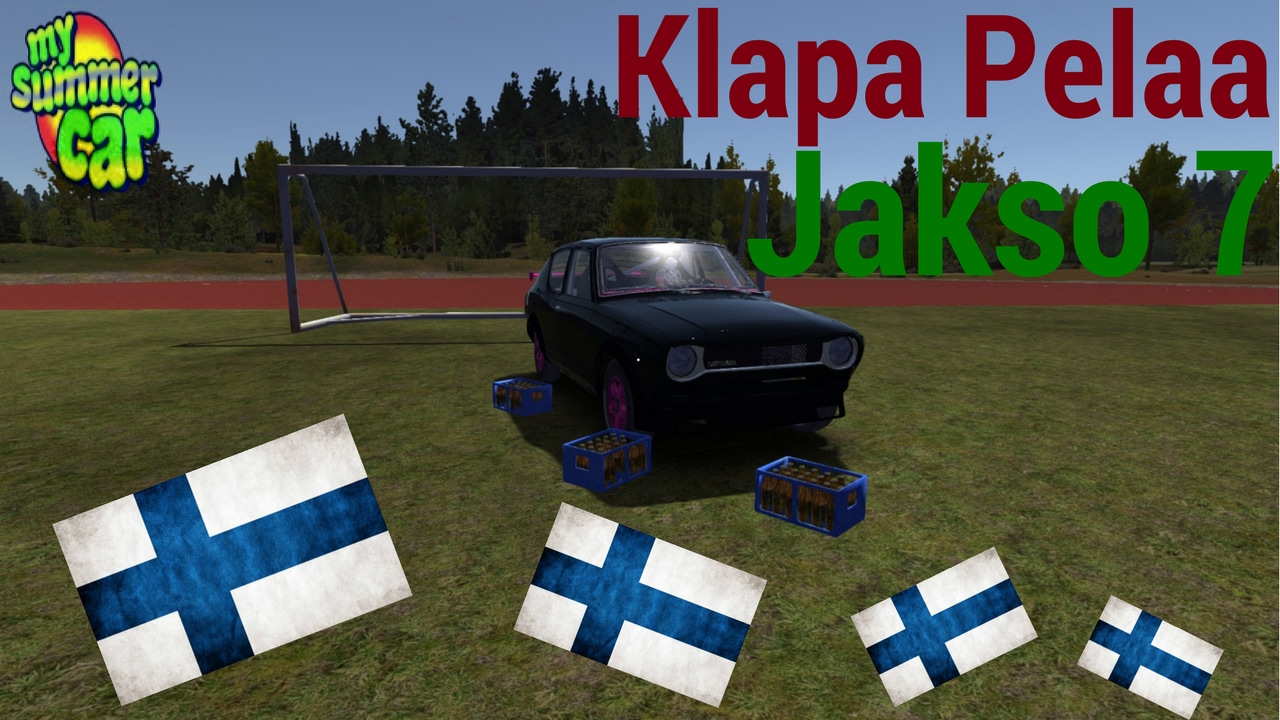 My Summer Car 7 Paska Hommia Youtube