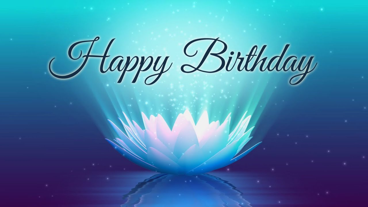 Hip Hop Wallpaper 3d Happy Birthday Lotus Video Animation Motion Graphics