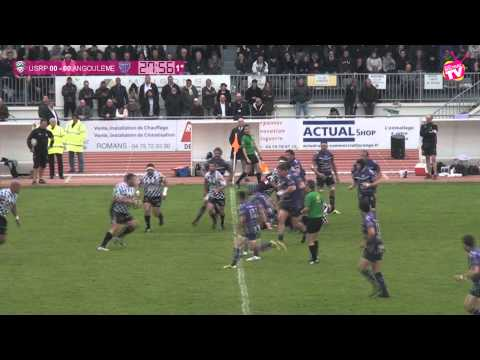 Rugby USRP / Angouléme